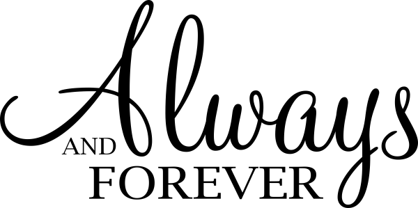 Always And Forever F U C T Tattoo - Always PNG