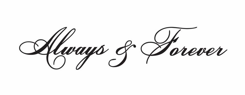alwaysandforever alwaysandforever - Always PNG