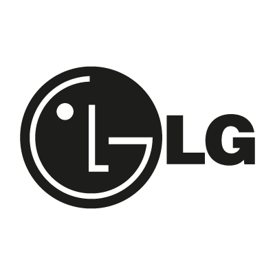 LG black vector logo - Ama Black Logo Vector PNG