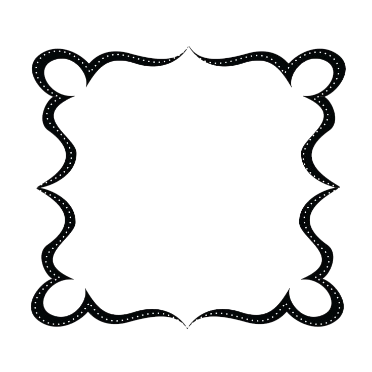 Vector Frame Free Download PNG - Ama Black Vector PNG