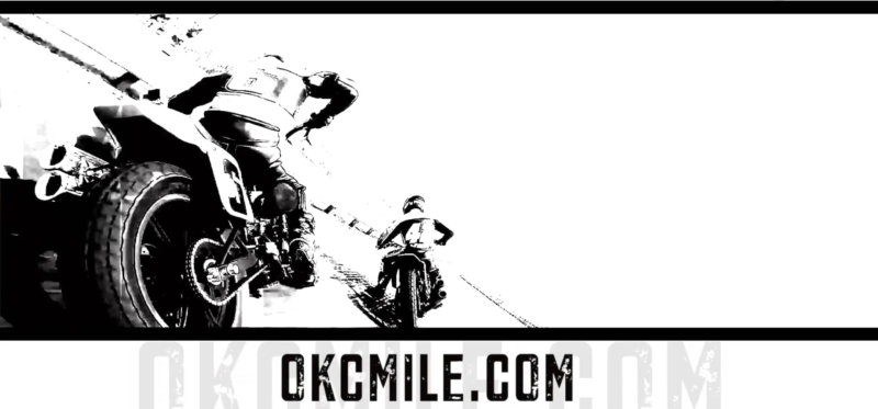 OKC Mile Promo | Flat Track Motorcycle Racing - Ama Flat Track PNG
