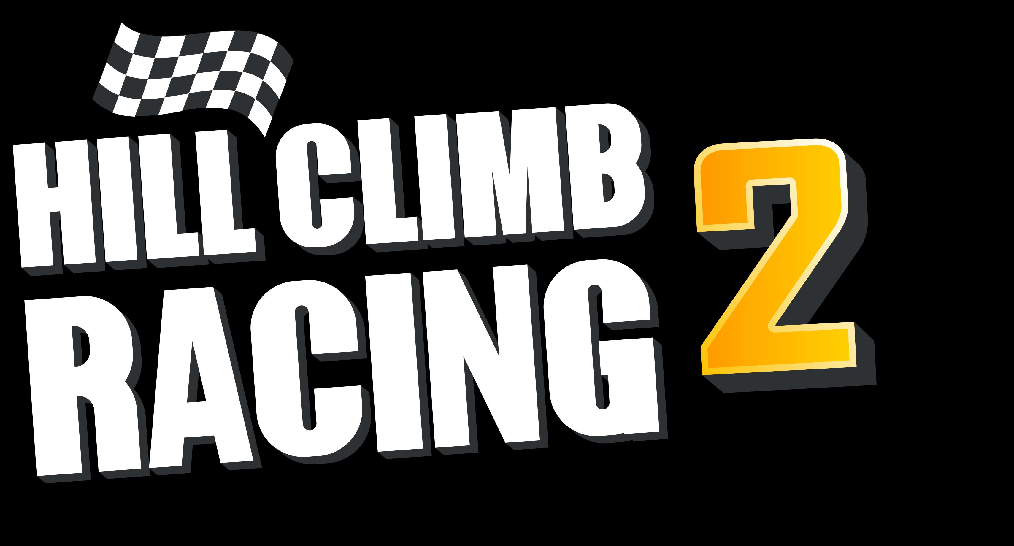 Hill Climb Racing 2 - Ama Hillclimb Logo Vector PNG