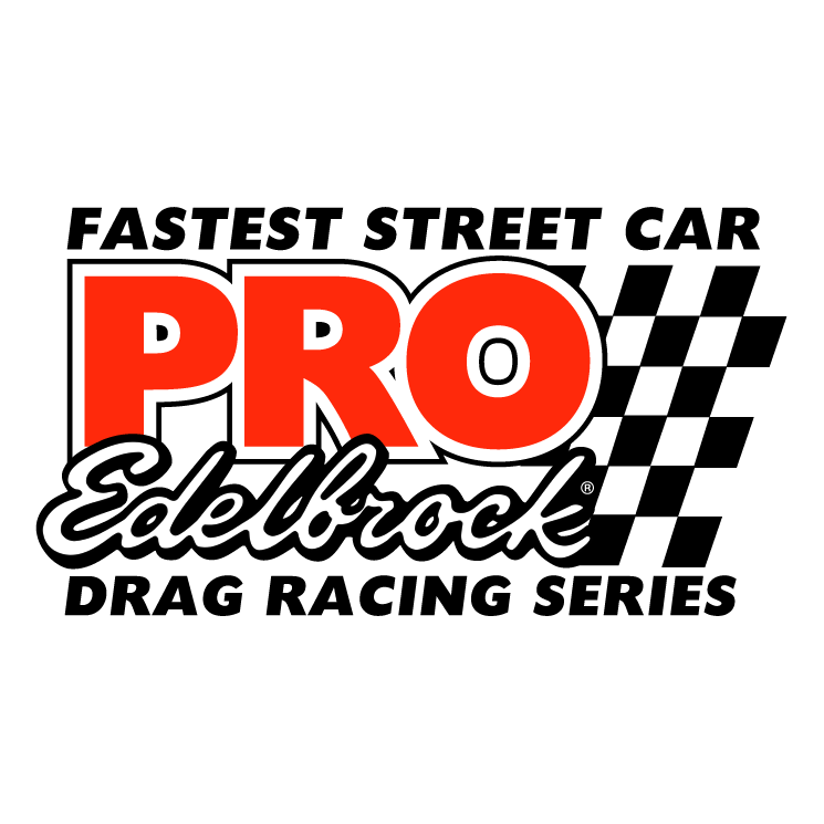 free vector Pro edelbrock drag racing series - Ama Pro Racing Vector PNG