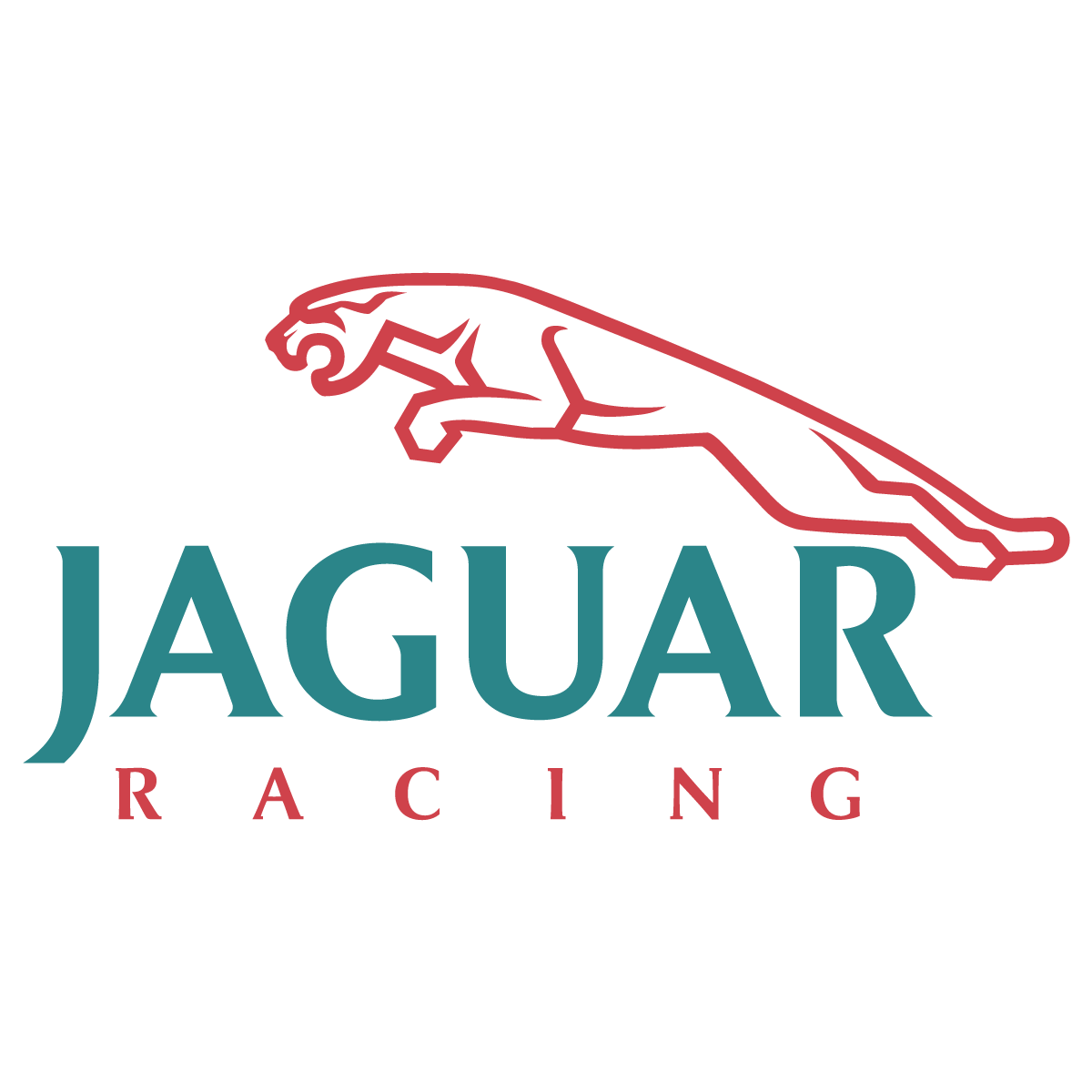 jaguar-racing-logo-transparent-vector - Ama Pro Racing Vector PNG