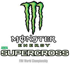 Supercross is coming to Chase Field in Phoenix Jan 10, 2015 - Ama Supercross Logo PNG