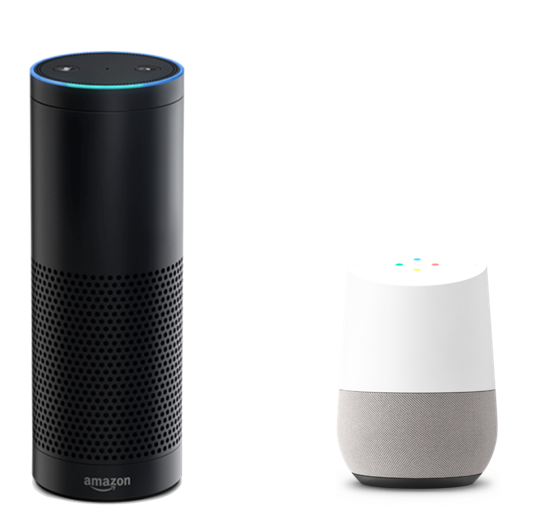 Press Coverage: Between Alexa and Google, publishers now have to develop on  two voice - Amazon Alexa PNG