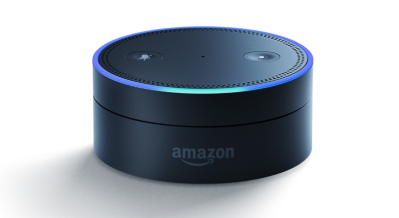 Today only: Amazon slashes $10 off its insanely popular Echo Dot with Alexa - Amazon Alexa PNG