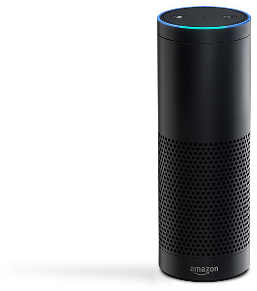 Yonomi now plays well with Amazon Echo - Amazon Alexa PNG