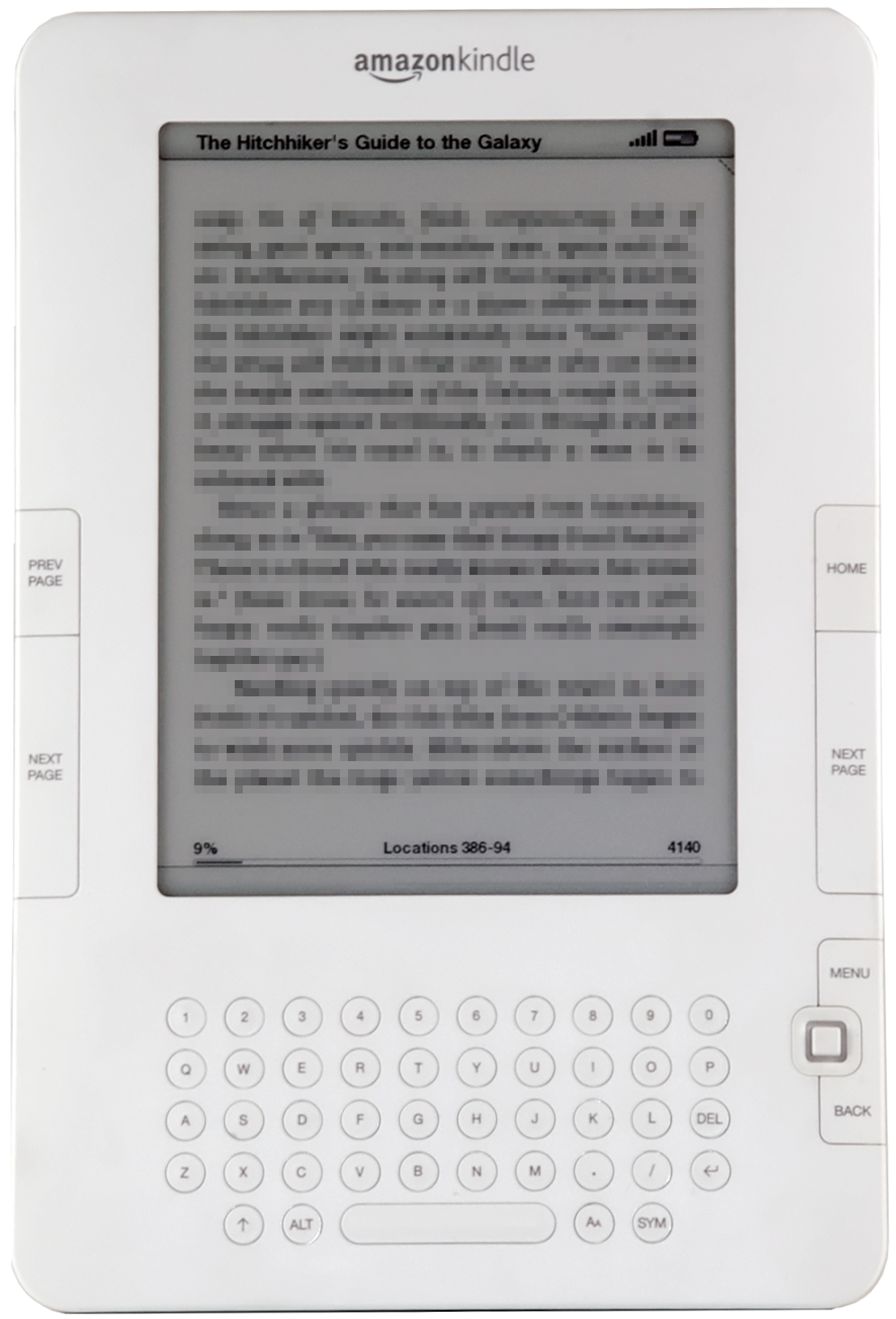 File:Kindle.png - Amazon Kindle PNG