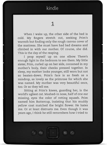 Amazon Kindle PNG - 30844