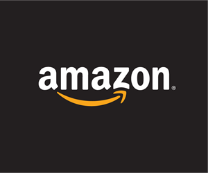 Amazon Logo Vector PNG - 109411