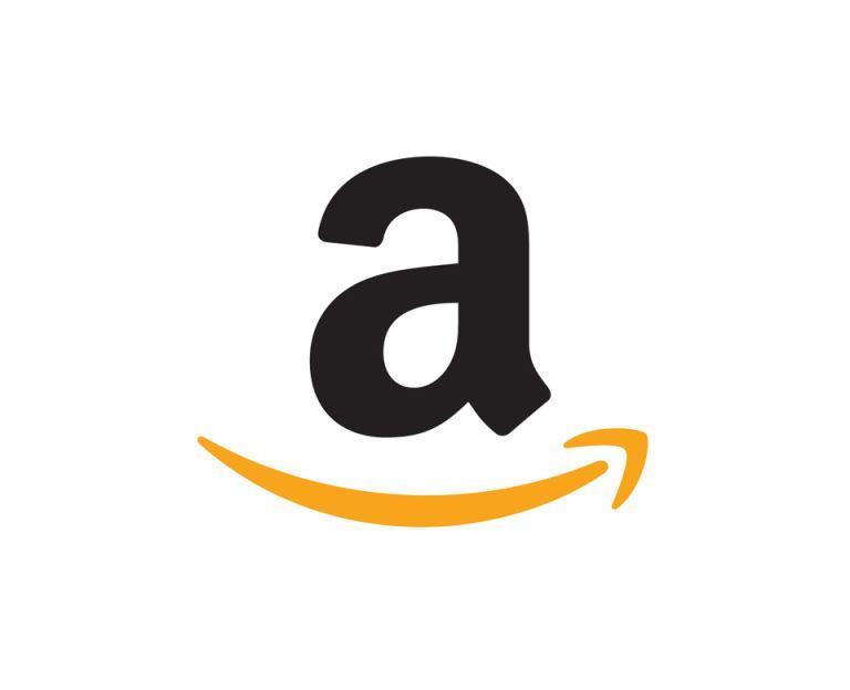 Amazon Logo Vector PNG - 109408