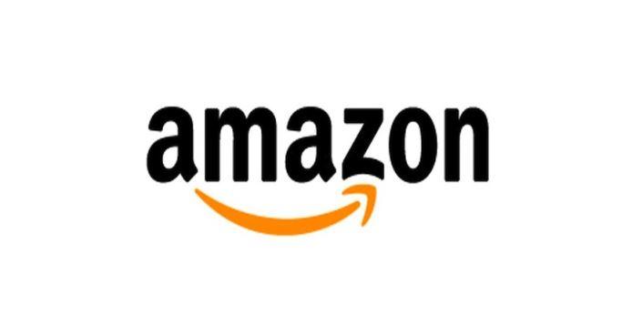 Amazon Logo Vector PNG - 109406