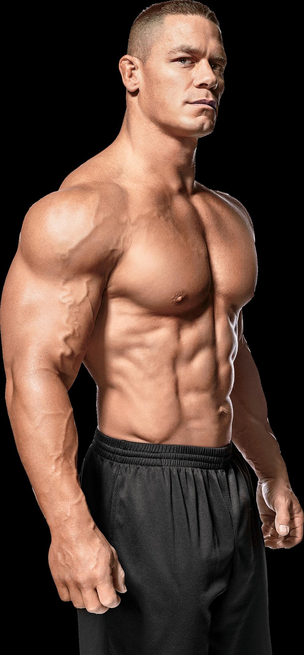 . PlusPng.com AmbriegnsAsylum16 John Cena Muscle and Fitness 2016 PNG by  AmbriegnsAsylum16 - John Cena PNG