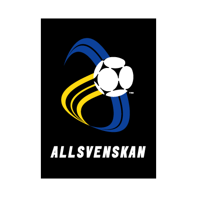 Allsvenskan (Black) Vector Logo - Ambrozijntje Logo PNG