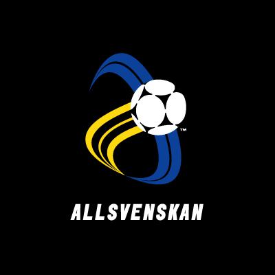 Allsvenskan (Black) vector logo - Ambrozijntje PNG