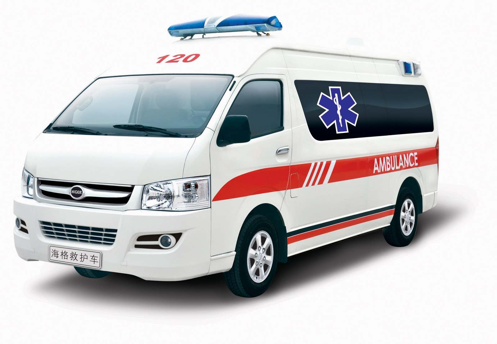 Ambulance PNG - 17476
