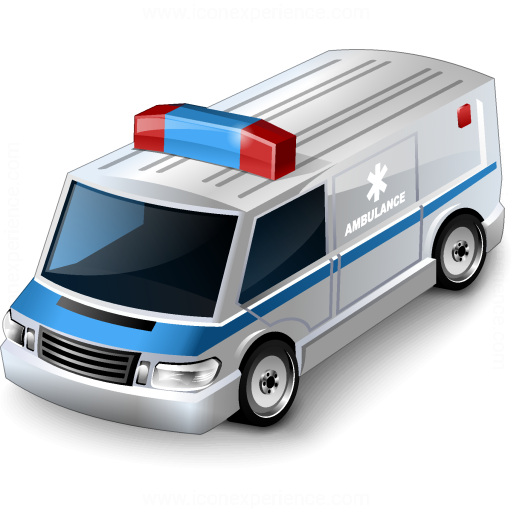Ambulance Car, Emergency Icon image #29987 - Ambulance PNG