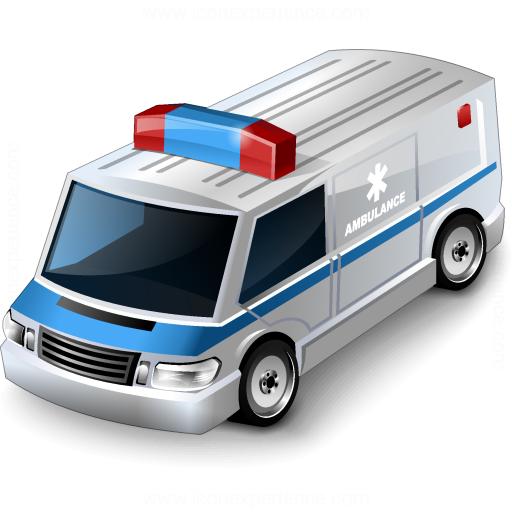 Ambulance PNG - 17474