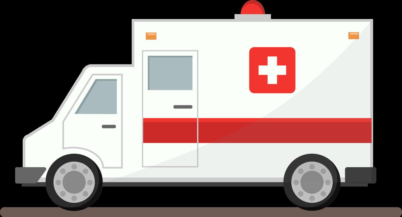 Ambulance PNG - 17466
