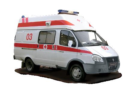Ambulance PNG - 17472