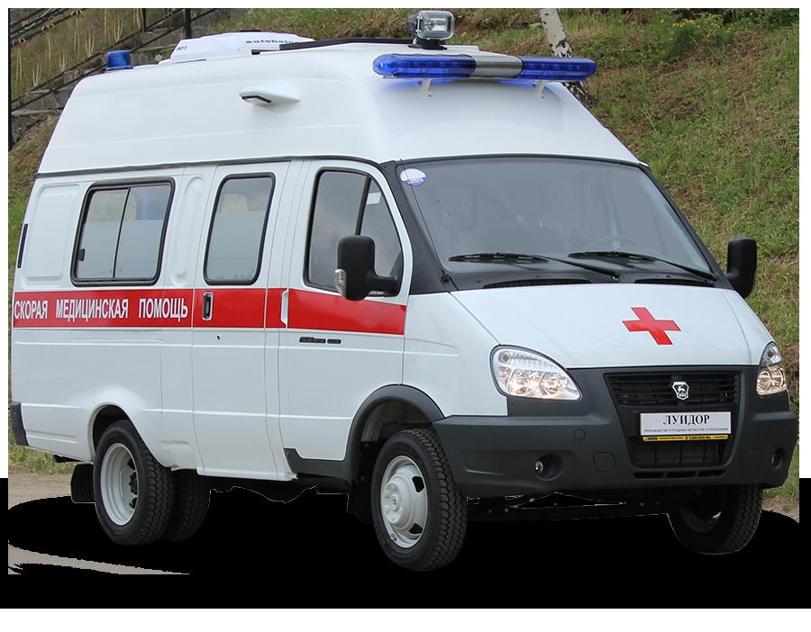Ambulance PNG - 17482