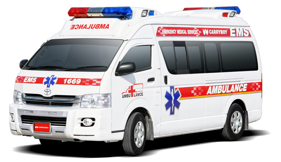 Ambulance PNG - 17470