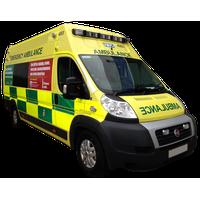 Ambulance PNG - 17477