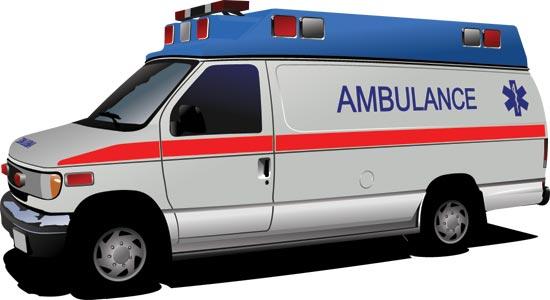 Ambulance PNG - 17465
