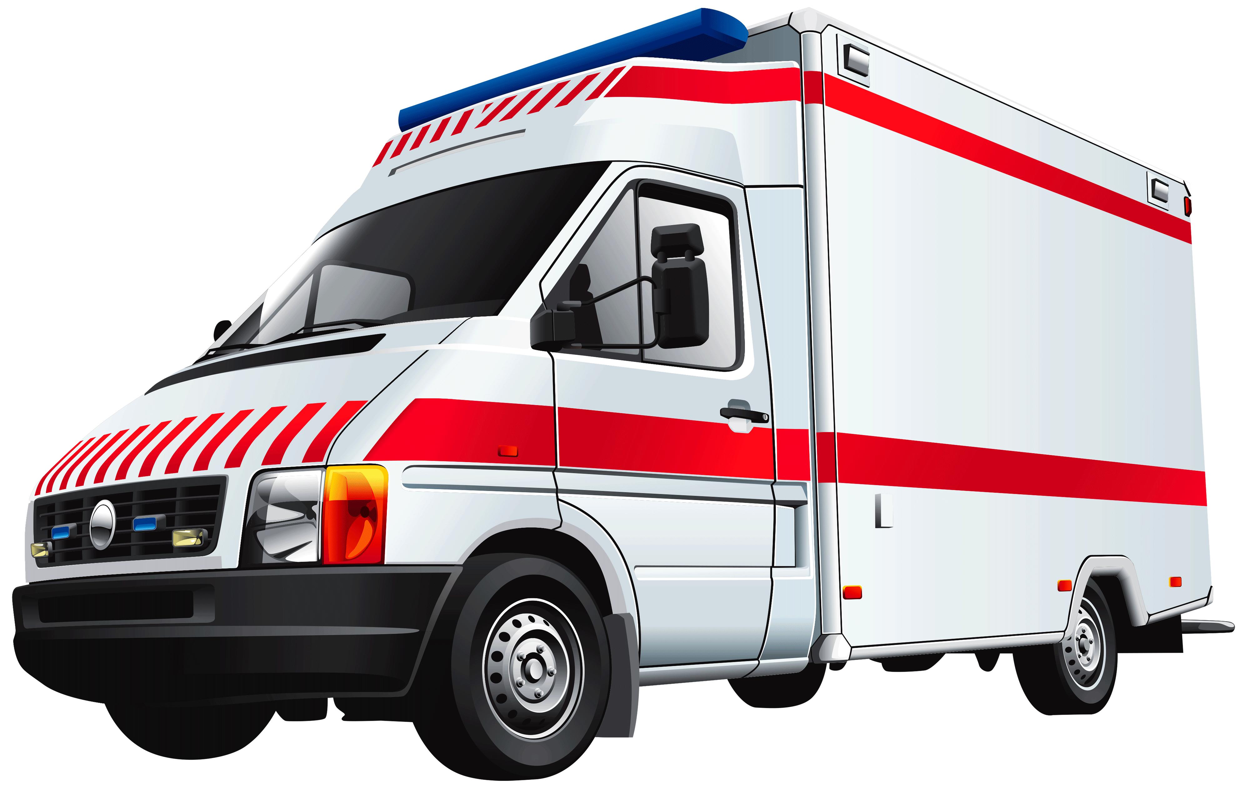 Ambulance PNG - 17479