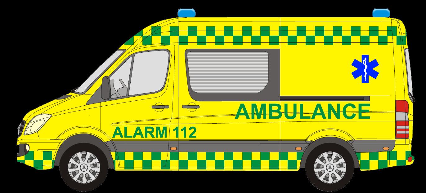 Ambulance PNG - 17468