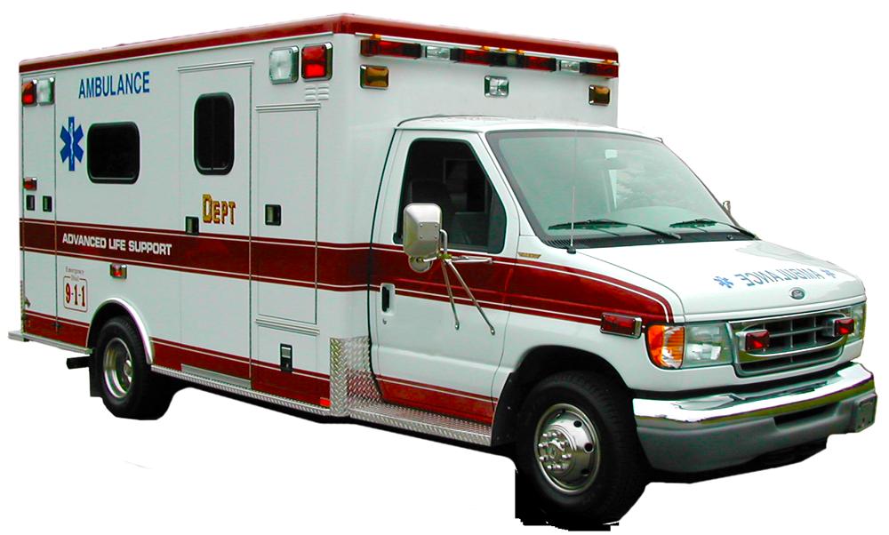 Ambulance PNG - 17481