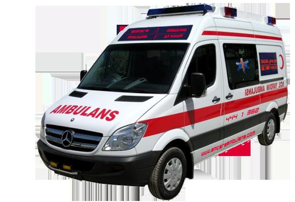 Ambulance PNG - 17475