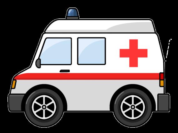 Ambulance PNG - 17471