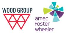 Logo - © Wood Group u0026 © Amec Foster Wheeler - Amec Foster Wheeler PNG