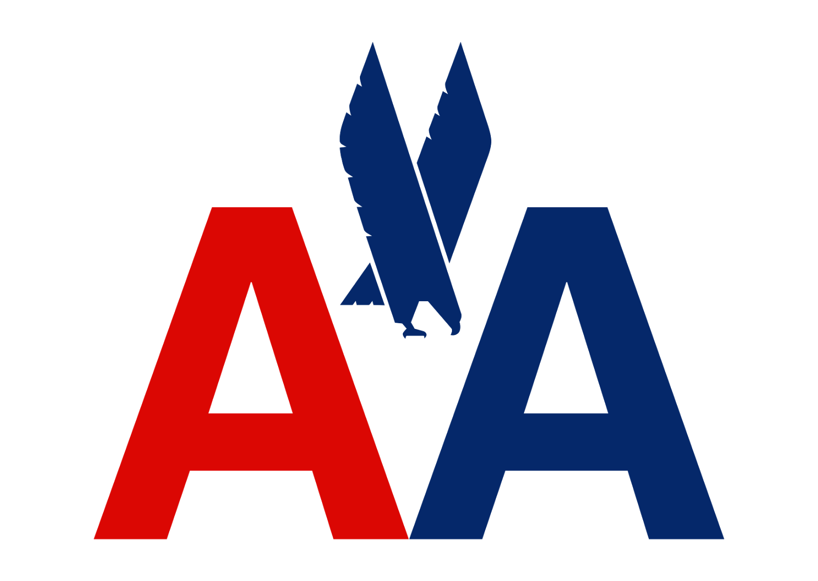 AA American Airlines Logo Vector - American Airlines PNG