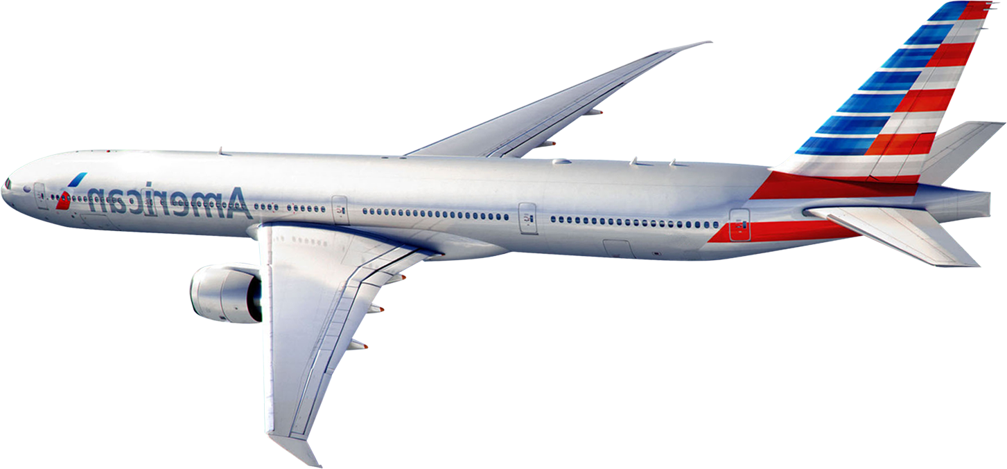 American Airlines PNG - 98342