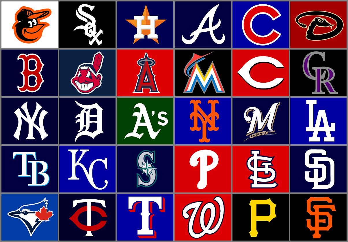 American Baseball Teams PNG - 37803