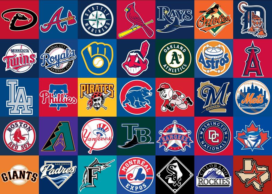 American Baseball Teams PNG - 37812