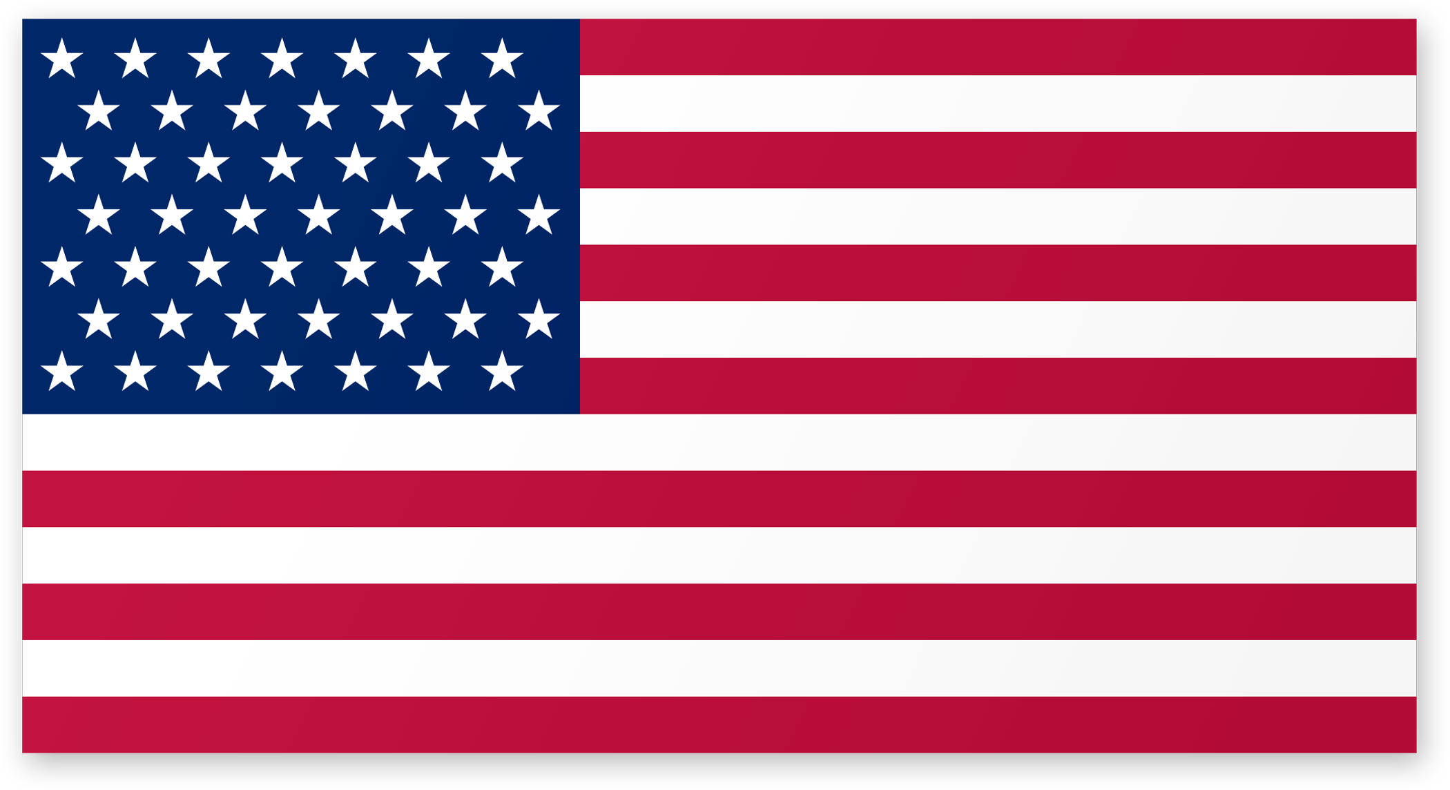 American Flag PNG Transparent - 164427