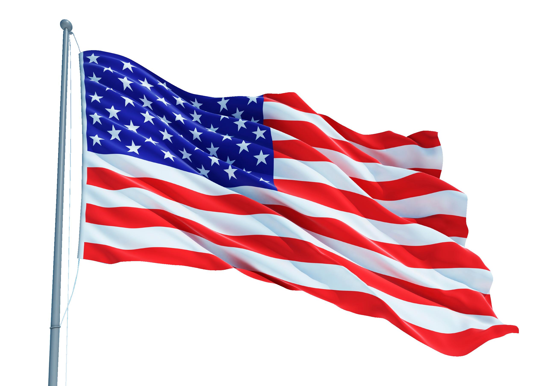 American Flag PNG Transparent - 164422