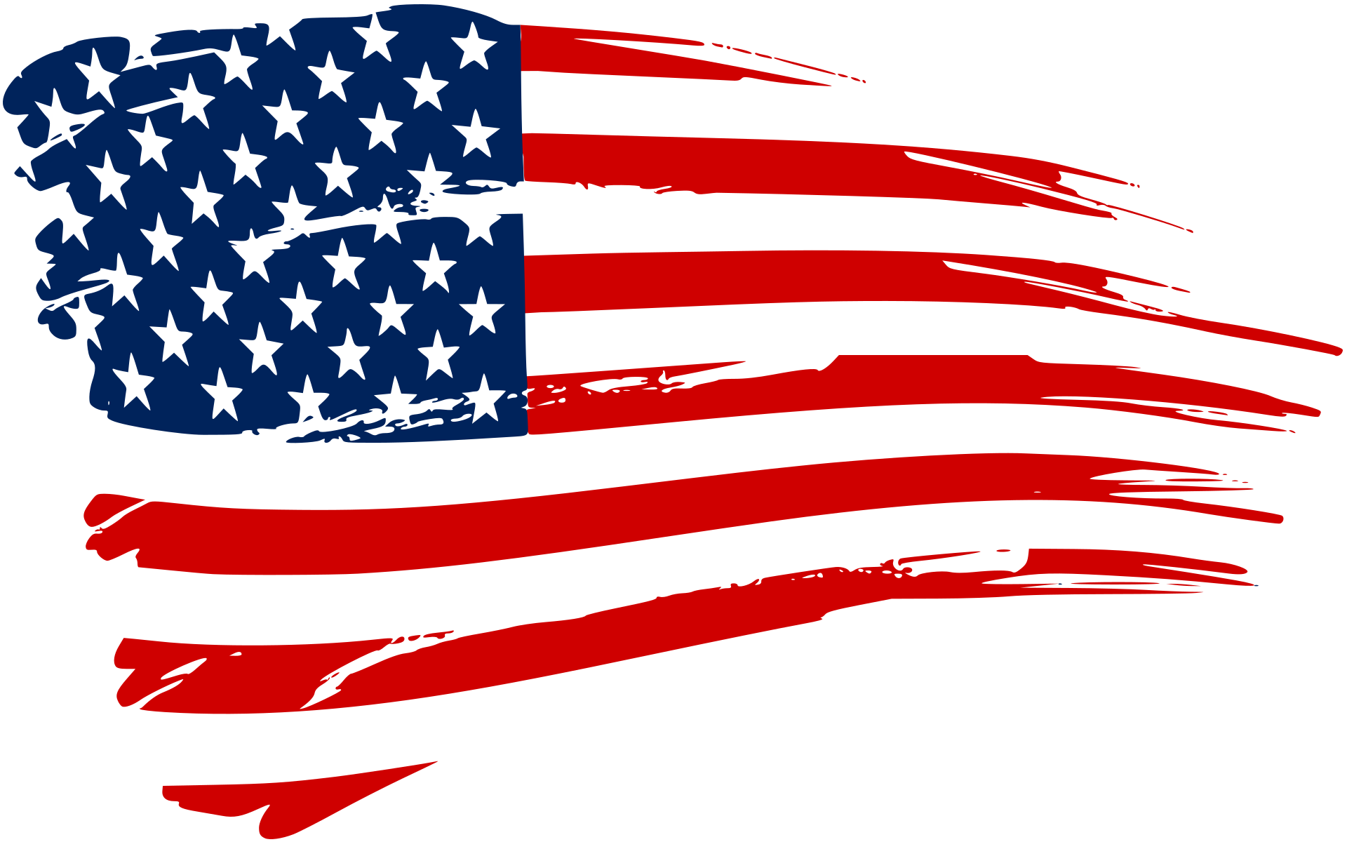 American Flag PNG Transparent - 164421