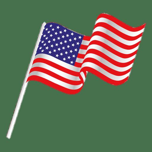 American Flag PNG Transparent - 164423