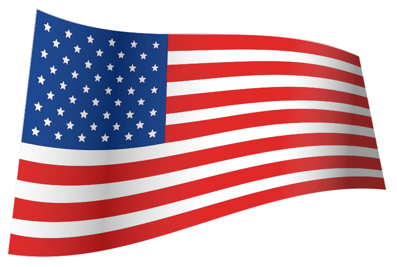 Download free transparent png image. american flag PlusPng.com  - American Flag PNG Transparent