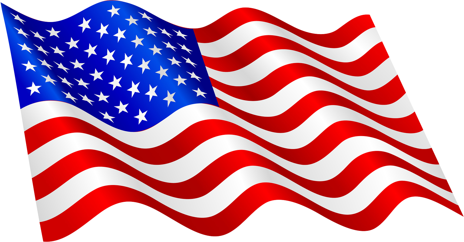 United States of America Flag PNG Transparent Images - American Flag PNG Transparent