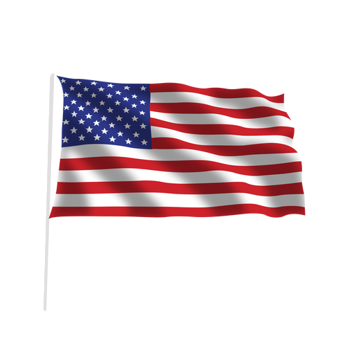 American Flag PNG Transparent - 164414
