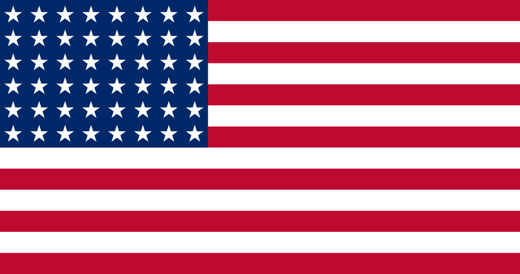 USA flag PNG image with transparent background - American Flag PNG Transparent