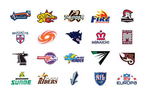 Current NFL Teams And Their Geographical Locations - American Football Team PNG