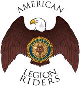 Large Legion Riders Emblem PlusPng.com  - American Legion Logo PNG