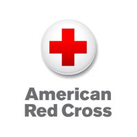 American Red Cross Logo PNG-PlusPNG.com-200